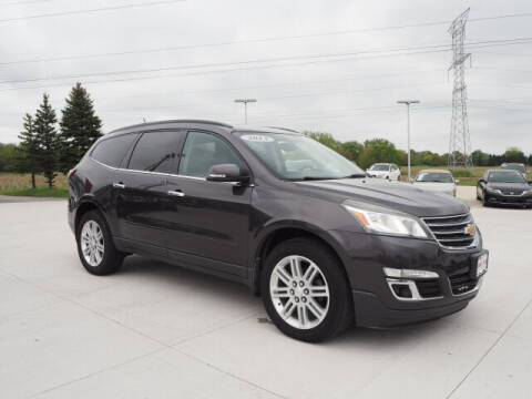 2013 Chevrolet Traverse for sale at SIMOTES MOTORS in Minooka IL