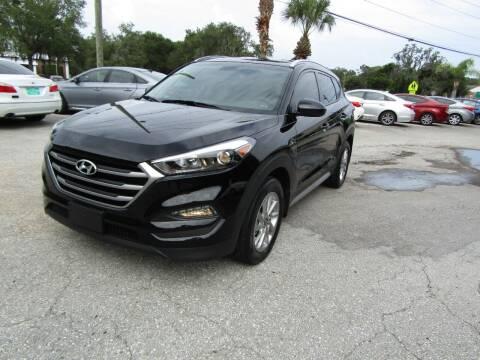 2018 Hyundai Tucson for sale at S & T Motors in Hernando FL