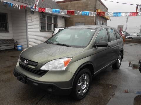 2008 Honda CR-V for sale at N H AUTO WHOLESALERS in Roslindale MA