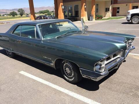 1965 Pontiac Grand Prix for sale at Collector Car Channel - Desert Gardens Mobile Homes in Quartzsite AZ