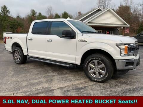 2018 Ford F-150 for sale at Drivers Choice Auto & Truck in Fife Lake MI
