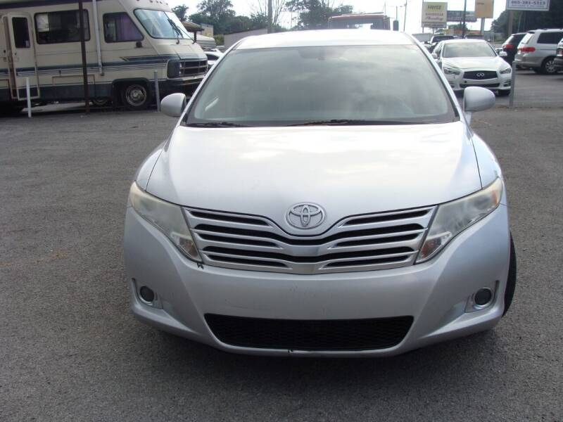 2011 Toyota Venza for sale at Knoxville Used Cars in Knoxville TN