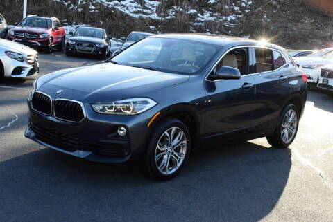 2018 BMW X2 for sale at Automall Collection in Peabody MA