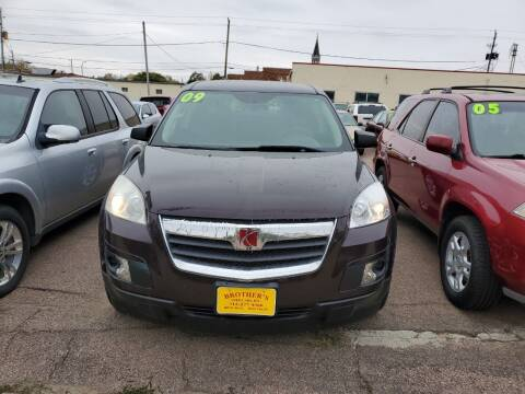 2009 Saturn Outlook for sale at Brothers Used Cars Inc in Sioux City IA