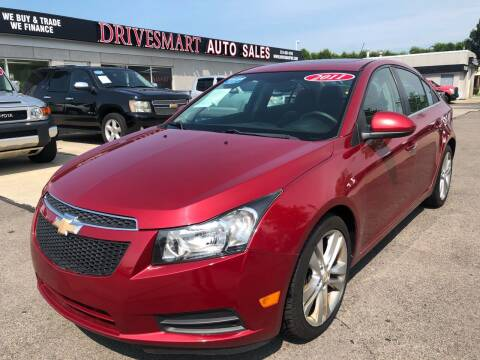 2011 Chevrolet Cruze for sale at DriveSmart Auto Sales in West Chester OH