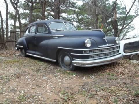 1949 Chrysler Sedan for sale at Haggle Me Classics in Hobart IN