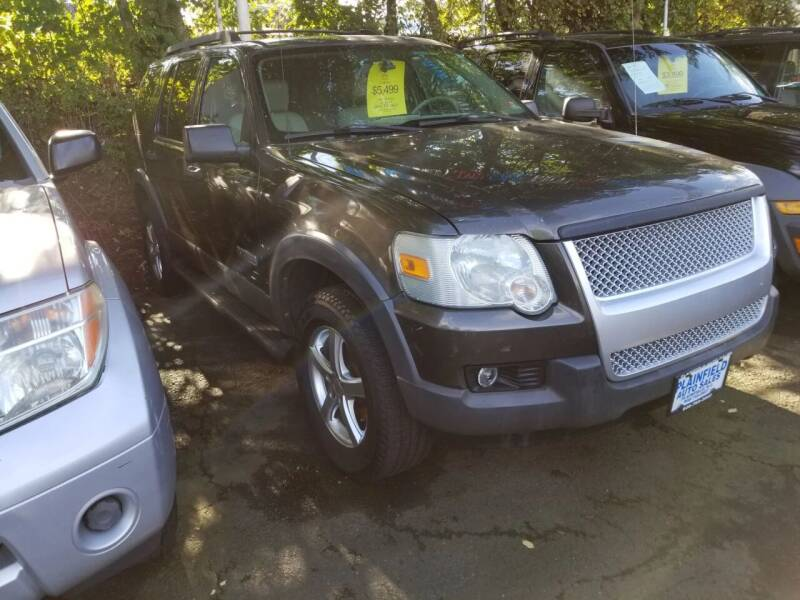 2006 Ford Explorer for sale at New Plainfield Auto Sales in Plainfield NJ