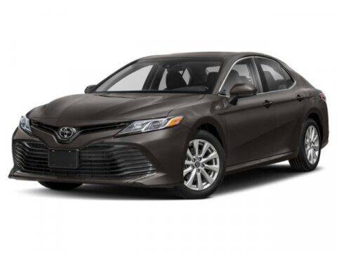 2018 Toyota Camry for sale at BEAMAN TOYOTA GMC BUICK in Nashville TN