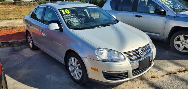 2010 Volkswagen Jetta for sale at Falmouth Auto Center in East Falmouth MA
