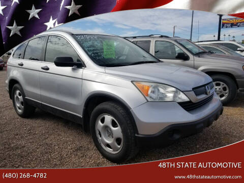 2009 Honda CR-V for sale at 48TH STATE AUTOMOTIVE in Mesa AZ