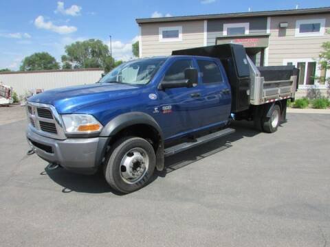 2011 RAM Ram Chassis 5500 for sale at NorthStar Truck Sales in St Cloud MN