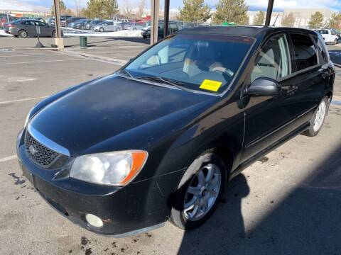 2005 Kia Spectra for sale at Auto Bike Sales in Reno NV