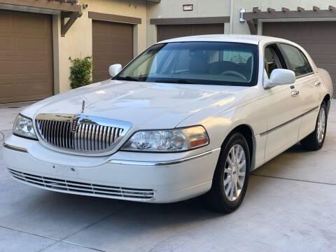 2006 Lincoln Town Car for sale at JENIN MOTORS in Hayward CA