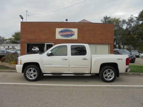 2012 Chevrolet Silverado 1500 for sale at Eyler Auto Center Inc. in Rushville IL