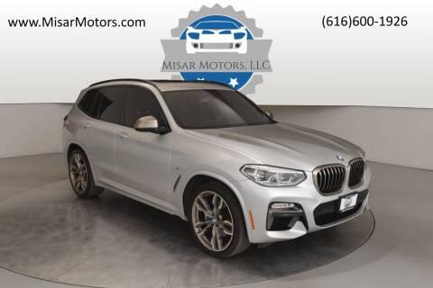 2018 BMW X3 for sale at Misar Motors in Ada MI
