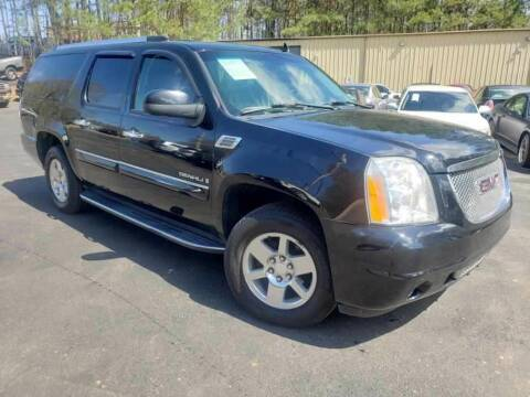 2008 GMC Yukon XL for sale at GA Auto IMPORTS  LLC in Buford GA