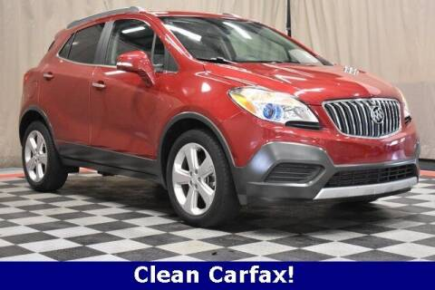 2016 Buick Encore for sale at Vorderman Imports in Fort Wayne IN