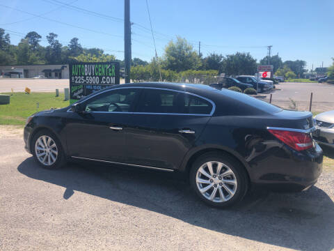 2015 Buick LaCrosse for sale at AutoBuyCenter.com in Summerville SC