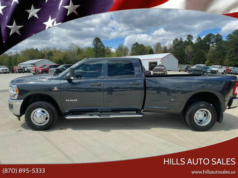 2020 RAM Ram Pickup 3500 for sale at Hills Auto Sales in Salem AR