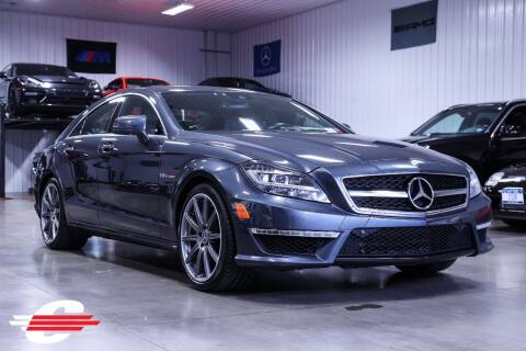 2014 Mercedes-Benz CLS for sale at Cantech Automotive in North Syracuse NY