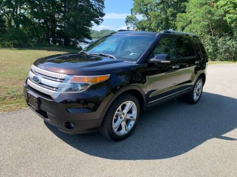 2014 Ford Explorer for sale at Elite Pre-Owned Auto in Peabody MA