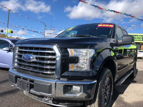 2016 Ford F-150 for sale at 1st Quality Motors LLC in Gallup NM