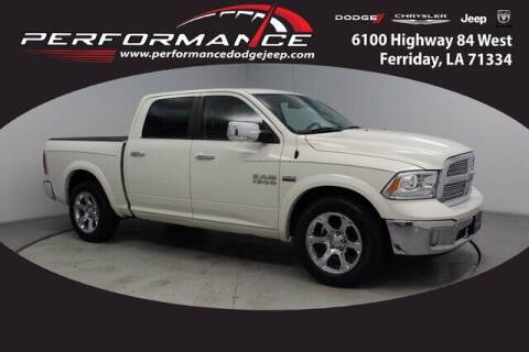 2016 RAM Ram Pickup 1500 for sale at Auto Group South - Performance Dodge Chrysler Jeep in Ferriday LA