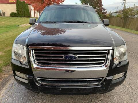 2008 Ford Explorer for sale at Luxury Cars Xchange in Lockport IL