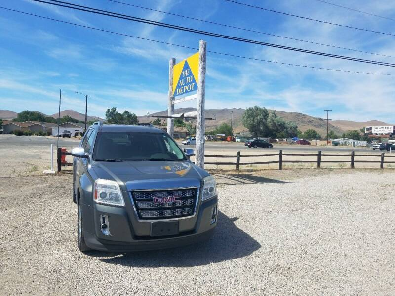 2013 GMC Terrain for sale at Auto Depot in Carson City NV
