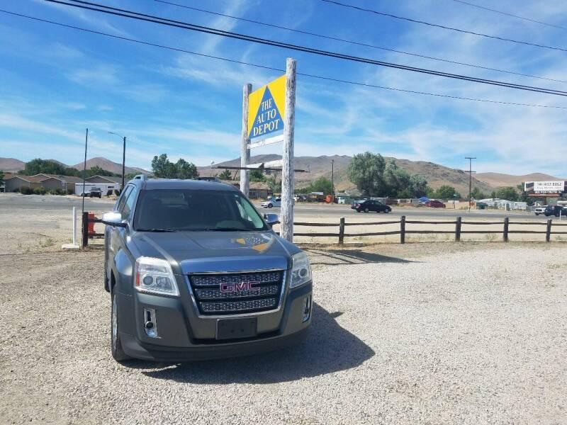 2013 GMC Terrain for sale at Auto Depot in Carson City NV