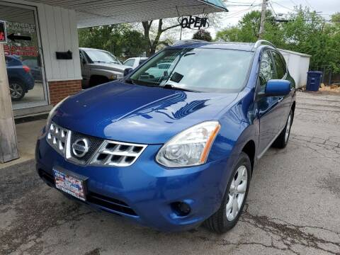 2011 Nissan Rogue for sale at New Wheels in Glendale Heights IL