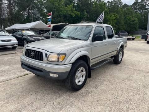 2001 Toyota Tacoma for sale at AUTO WOODLANDS in Magnolia TX