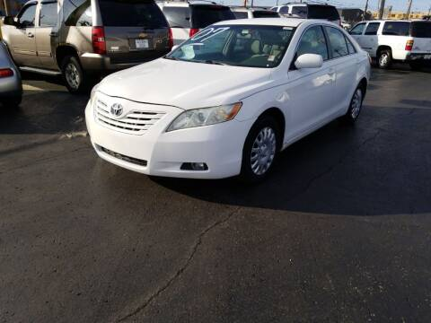 2007 Toyota Camry for sale at Rucker's Auto Sales Inc. in Nashville TN