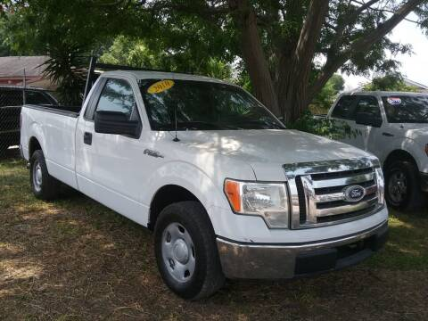 2010 Ford F-150 for sale at Express AutoPlex in Brownsville TX