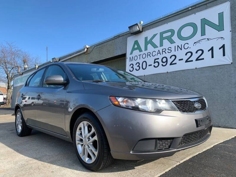 2012 Kia Forte5 for sale at Akron Motorcars Inc. in Akron OH