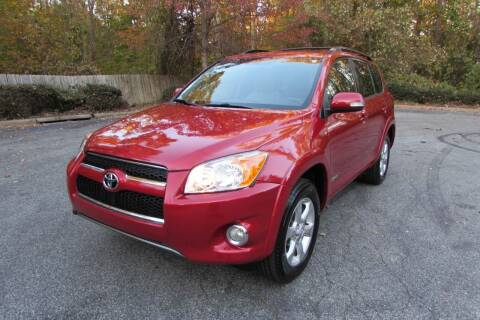 2012 Toyota RAV4 for sale at AUTO FOCUS in Greensboro NC