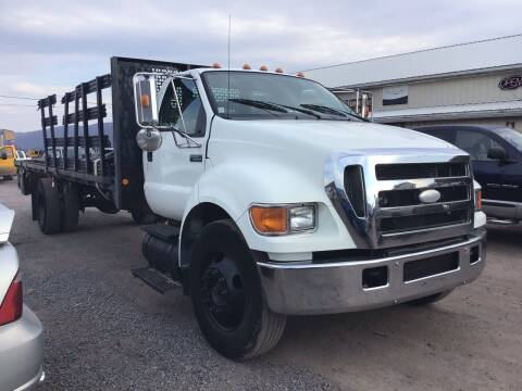 2007 Ford F-650 Super Duty for sale at Troys Auto Sales in Dornsife PA