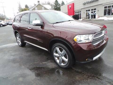 2012 Dodge Durango for sale at Jeff D'Ambrosio Auto Group in Downingtown PA
