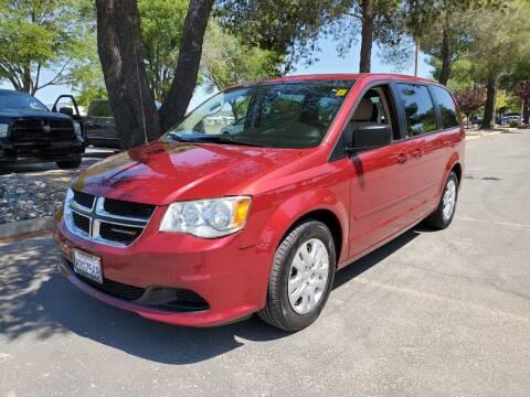 2014 Dodge Grand Caravan for sale at Matador Motors in Sacramento CA