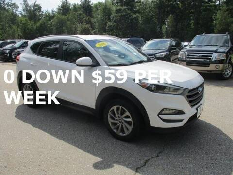 2016 Hyundai Tucson for sale at MC FARLAND FORD in Exeter NH