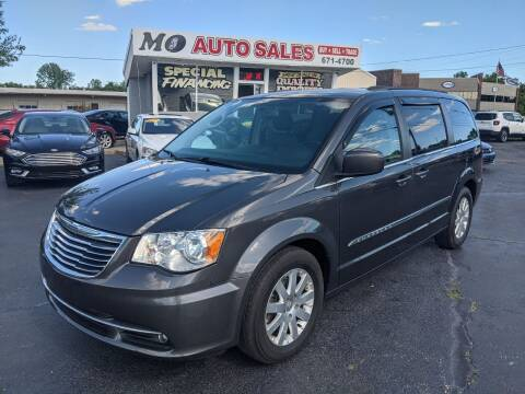 2015 Chrysler Town and Country for sale at Mo Auto Sales in Fairfield OH