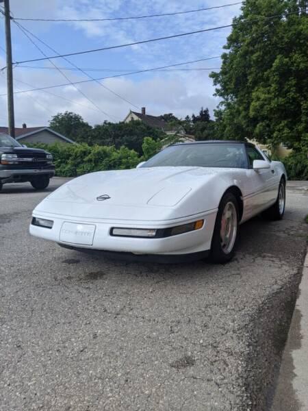 1994 Chevrolet Corvette for sale at Hudson Motor Sales in Alpena MI
