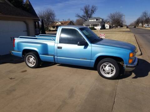 1995 Chevrolet C/K 1500 Series for sale at Eastern Motors in Altus OK