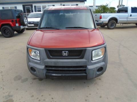 2005 Honda Element for sale at Zoom Auto Sales in Oklahoma City OK