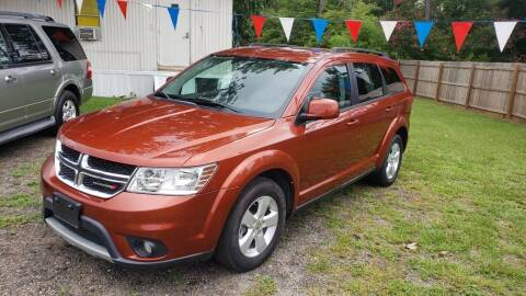 2012 Dodge Journey for sale at Lakeview Auto Sales LLC in Sycamore GA
