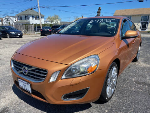 2011 Volvo S60 for sale at Volare Motors in Cranston RI