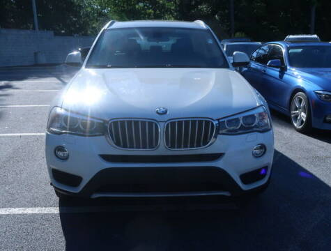 2015 BMW X3 for sale at Southern Auto Solutions - BMW of South Atlanta in Marietta GA