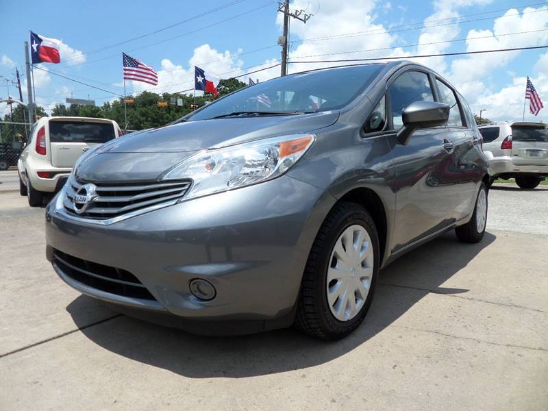 2016 Nissan Versa Note for sale at West End Motors Inc in Houston TX