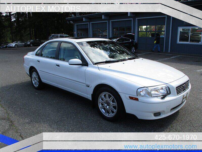 2005 Volvo S80 for sale at Autoplex Motors in Lynnwood WA