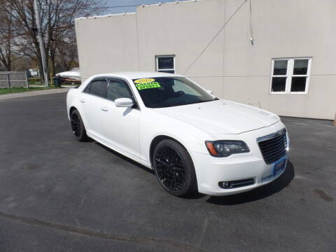 2013 Chrysler 300 for sale at DeLong Auto Group in Tipton IN